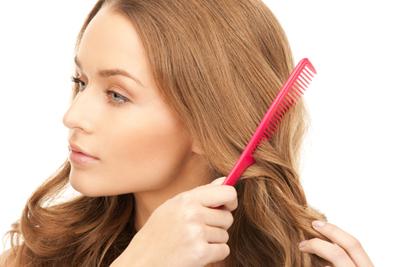Как лечить секущие кончики волос